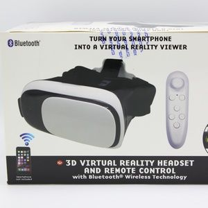 Craig 3D Virtual Reality Headset